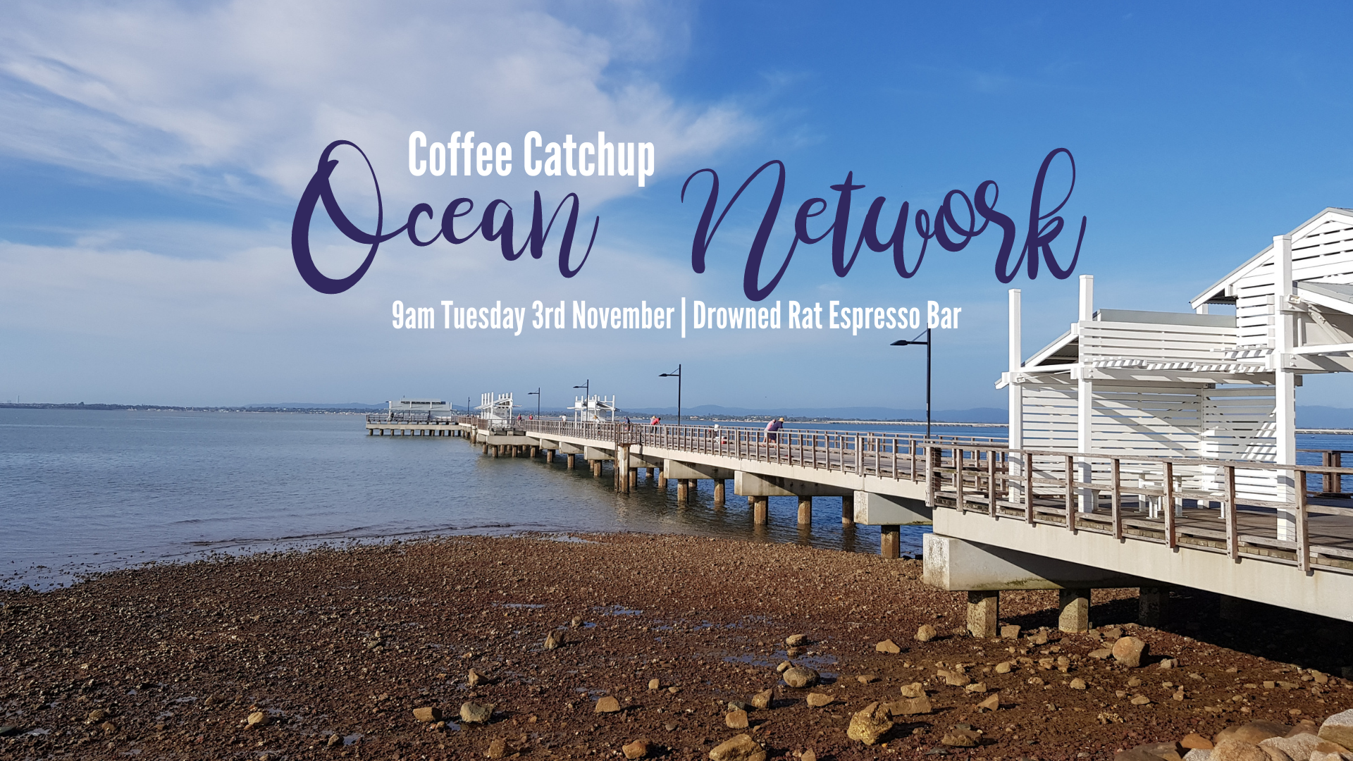 Ocean Network Coffee Catchup
